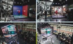 Plató para eventos virtuales en Truss Madrid