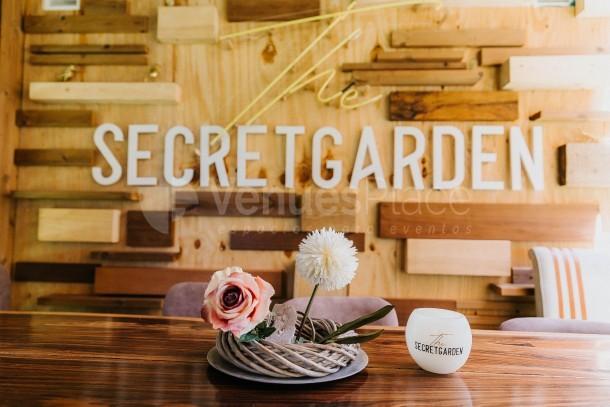 Montaje 2 en The Secret Garden