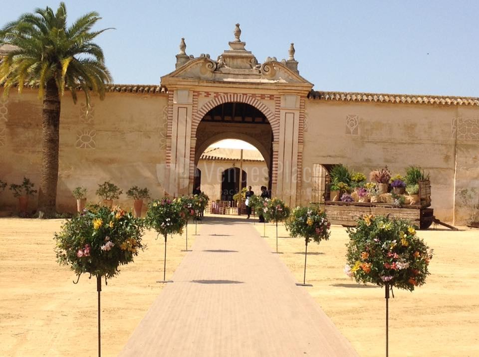 Exterior 4 en Hacienda Los Molinos de Maestre