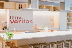 Sala cocina en Terra Veritas Sant Cugat