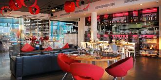 Salas de fiesta: Restaurant Mirando al Mar