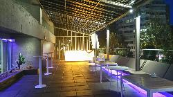 Terraza Salón Florencia Cocktail - NH Collection Madrid Eurobuilding