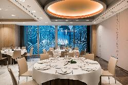 Salón Roma banquete - Hotel NH Collection Madrid Eurobuilding