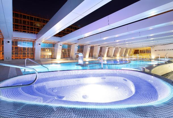 SPA Metropolitan Fitness Centre - NH Collection Madrid Eurobuilding