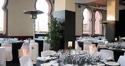 Montaje en Banquete en Galerías de la Plaza de Las ventas Madrid