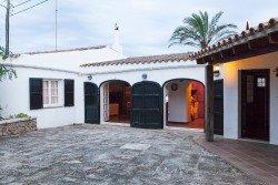 Exterior Casa en Menorca para rodajes