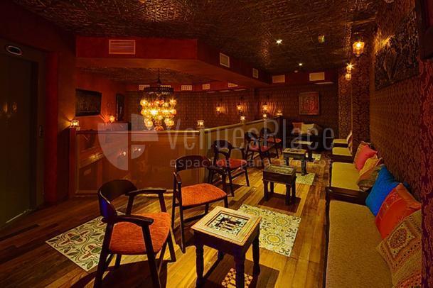 Interior Pub Kharma Eventos