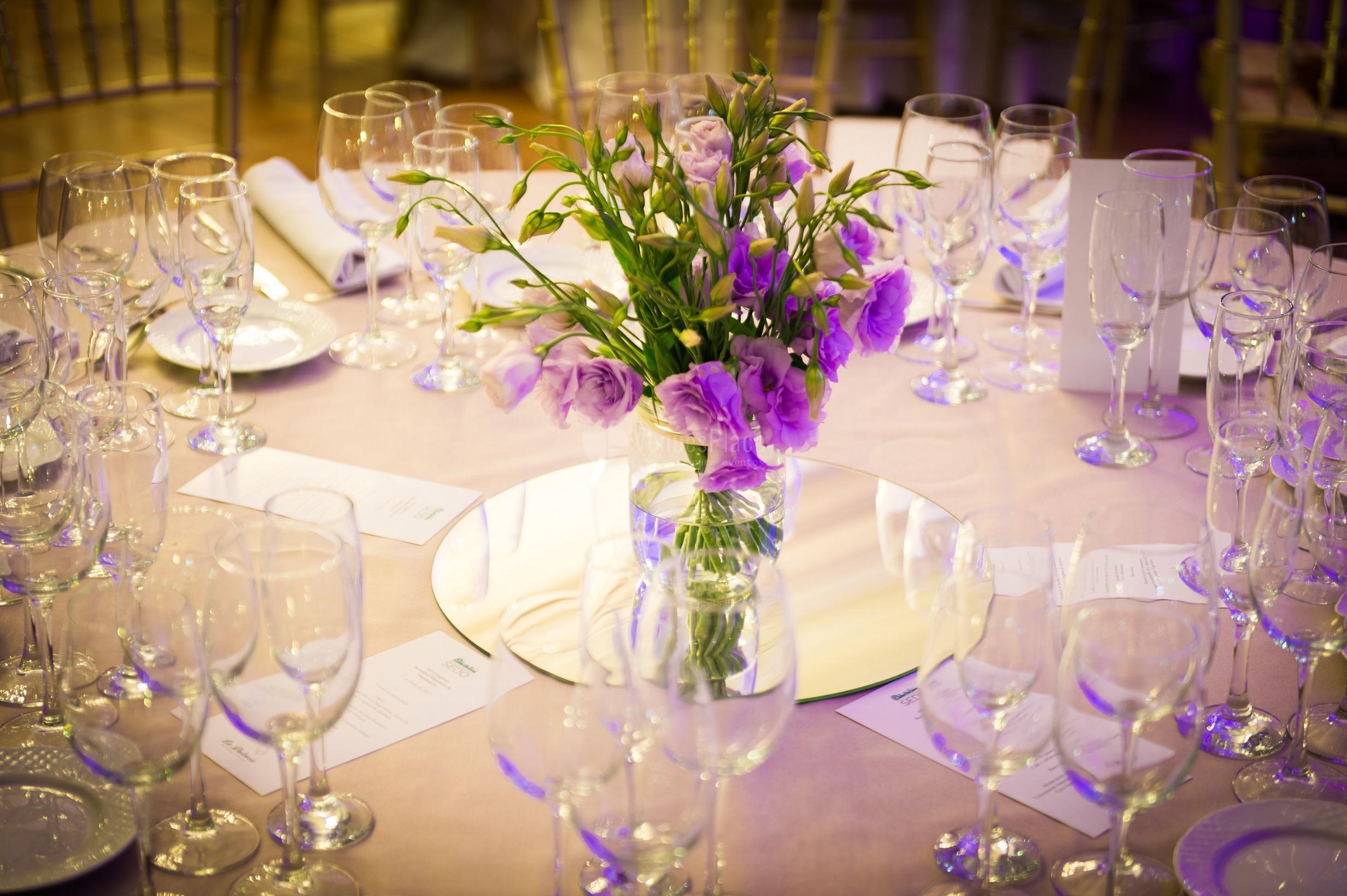 Decoración florar para tu boda en Finca La Dulzura