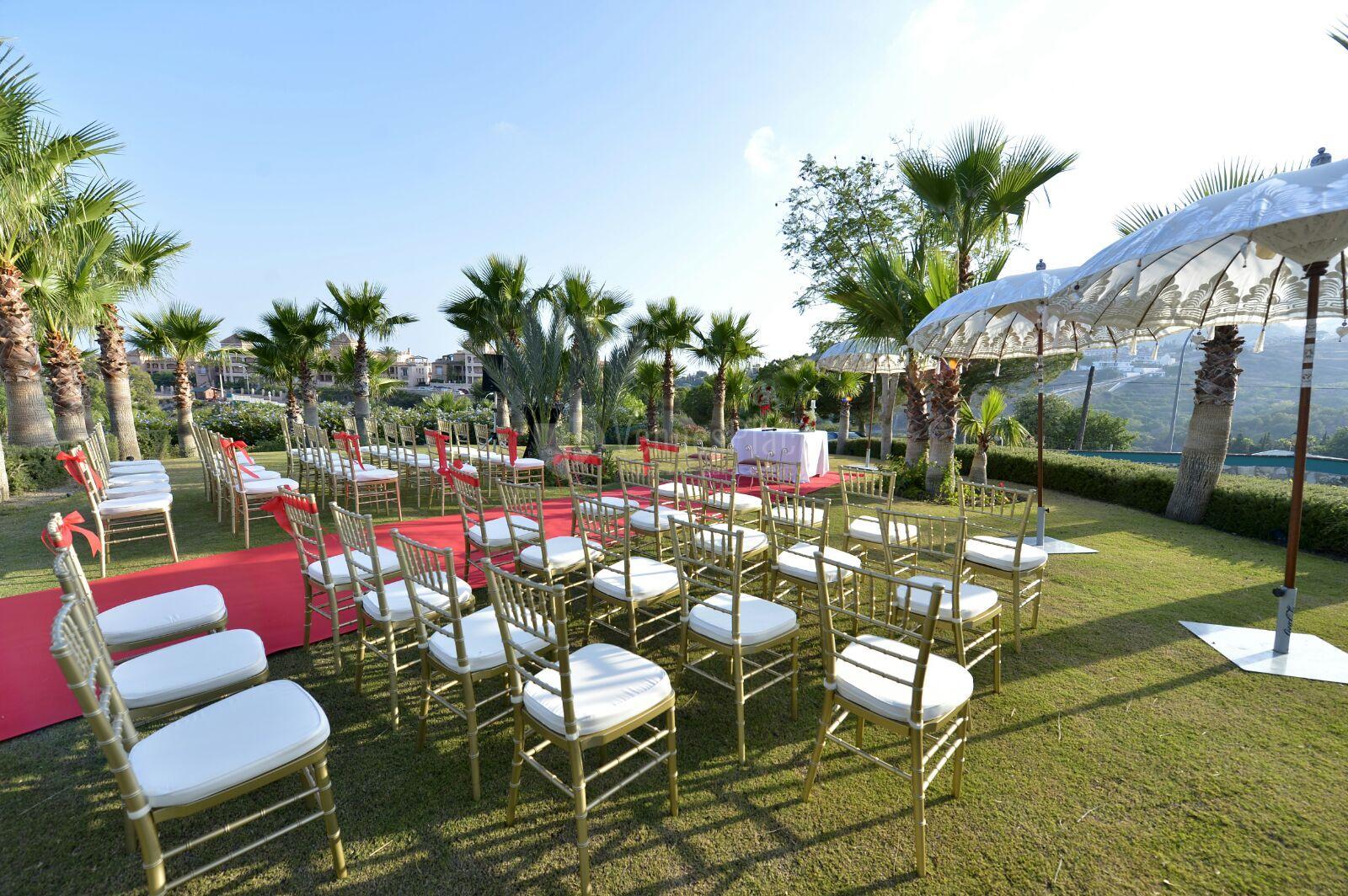 Eventos sociales, bodas, comuniones en Finca La Dulzura