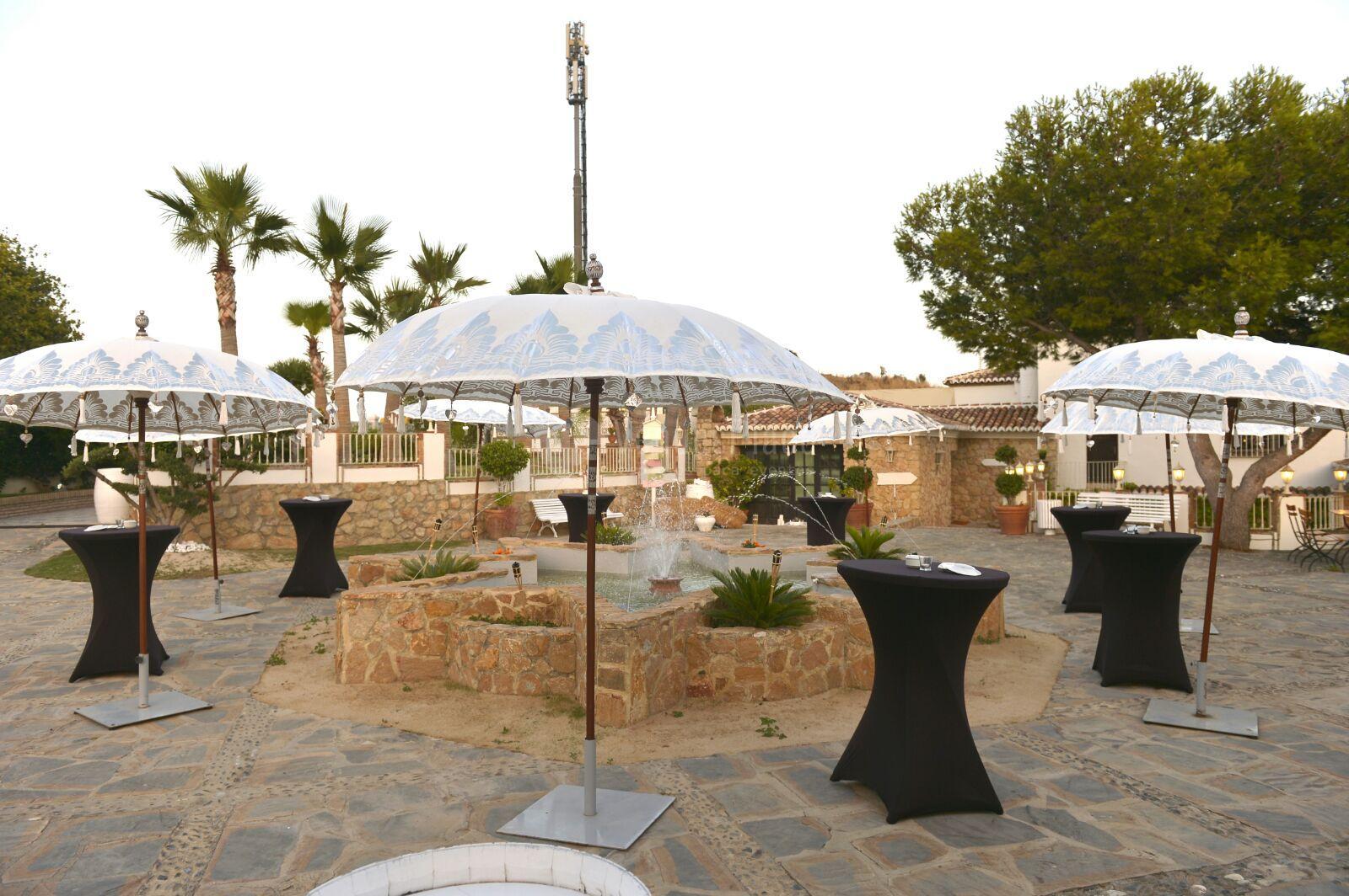 Reuniones, comidas, cenas de empresa en Finca La Dulzura