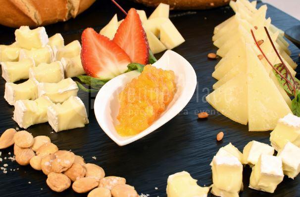 La mejor gastronomía para tus eventos en Finca La Dulzura