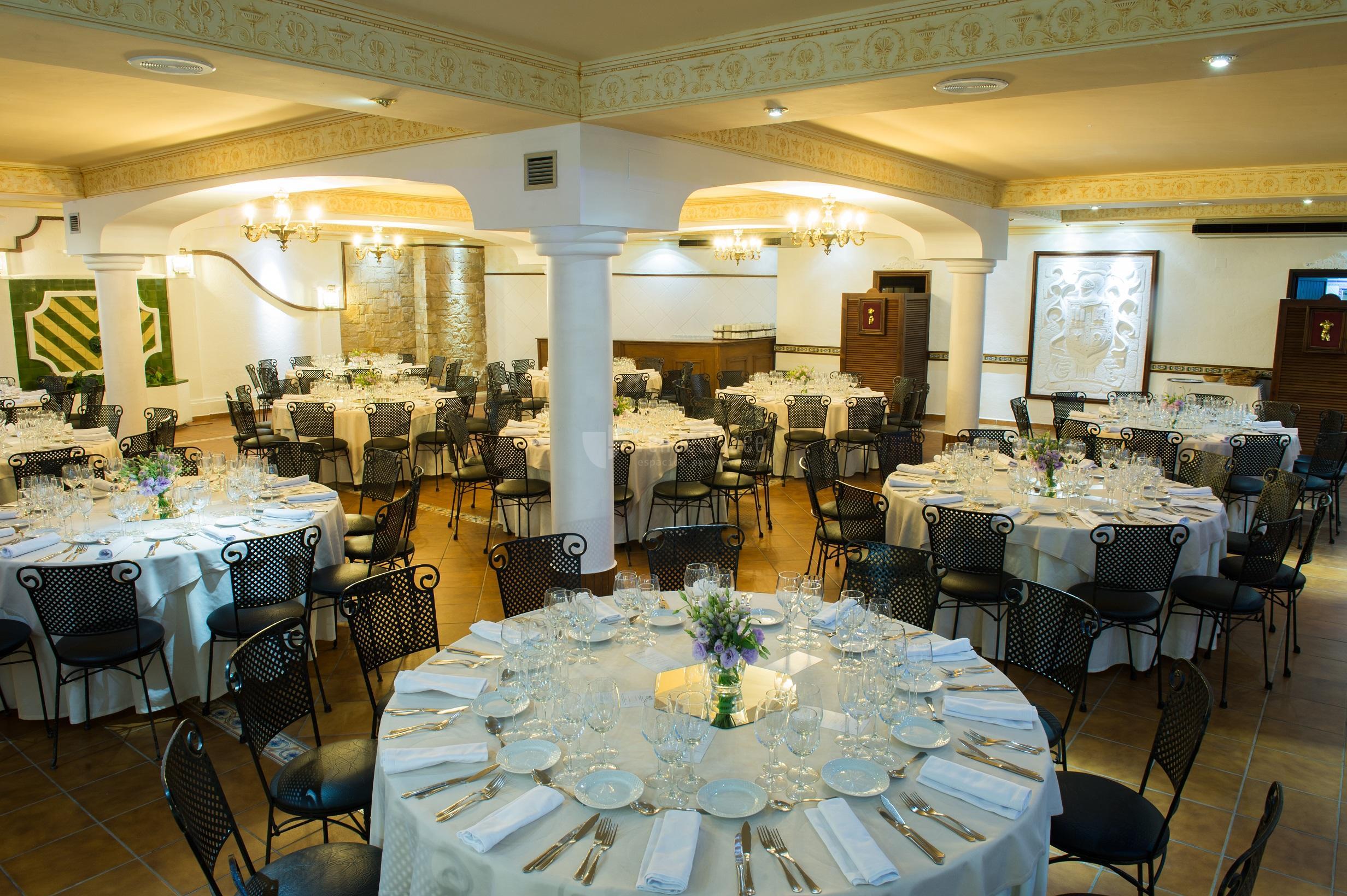 Convenciones, comidas, cenas de empresa en Finca La Dulzura