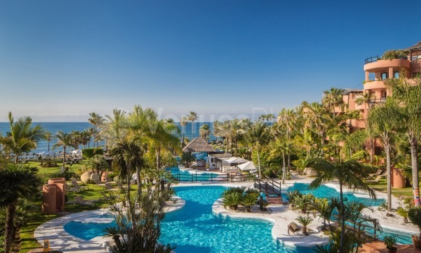 Exterior 3 en Hotel en Bahía Marbella
