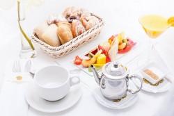 Desayuno privado
