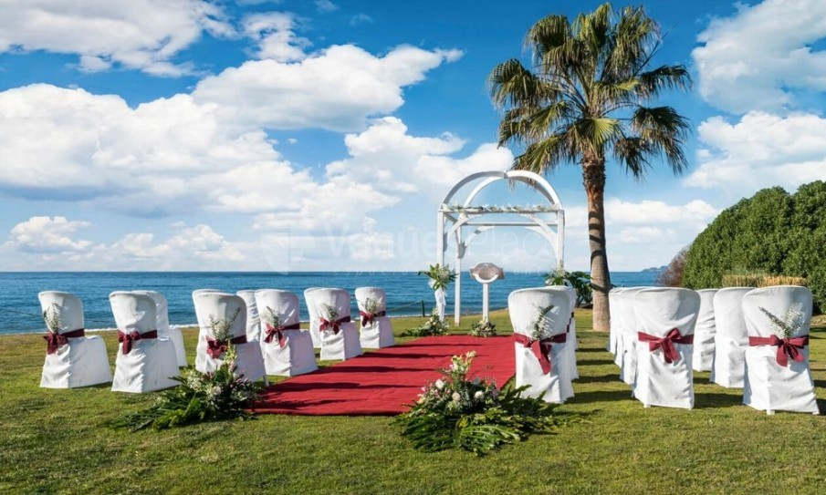 Montaje boda Hotel Playa Granada Club Resort