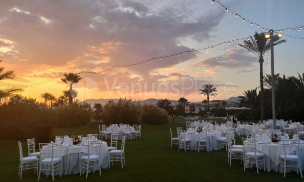 Montaje evento Hotel Playa Granada Club Resort