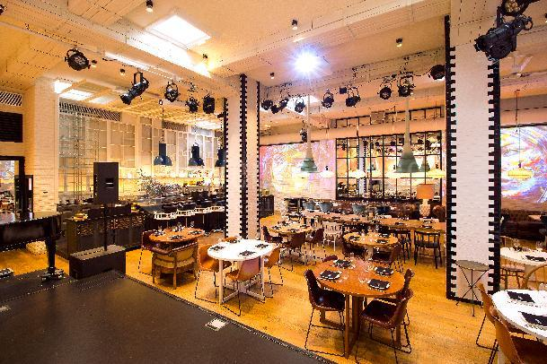 Evento en formato banquete - Espacio ARTTE