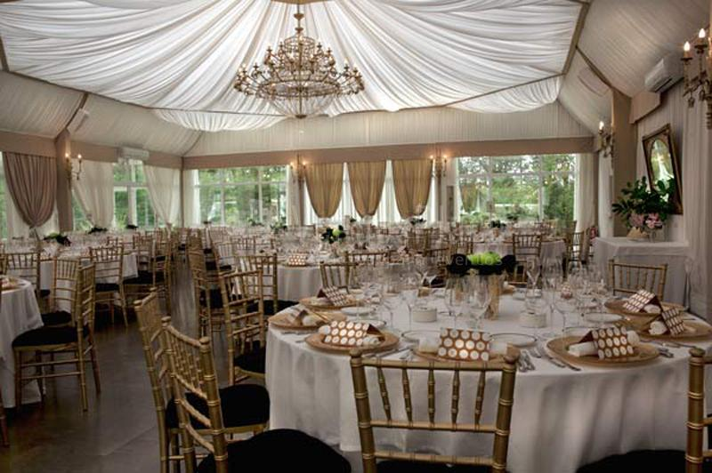 Interior  Cenador de Amós