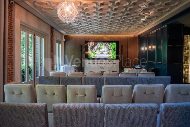 Interior 11 en Lux Madrid - Grupo La Máquina