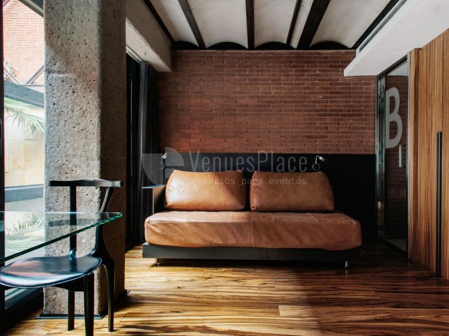 Habitaciones con luz natural en Hotel Granados 83****