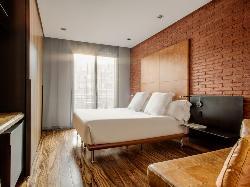 Habitaciones espaciosas en Hotel Granados 83****