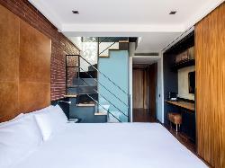 Habitaciones de lujo y modernas en Hotel Granados 83****