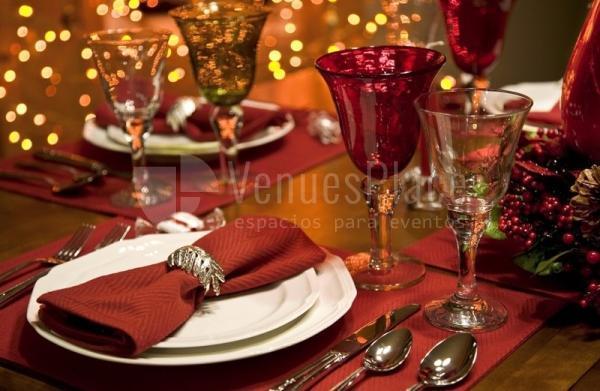Cenas de navidad y de gala en Hotel Granados 83****