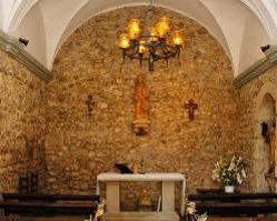 Ermita en Can Ametller