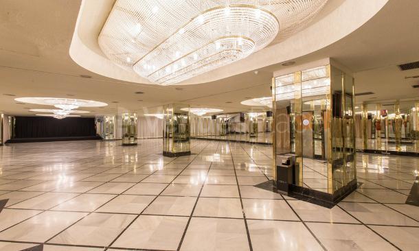 Hall en EXPO HOTEL VALENCIA