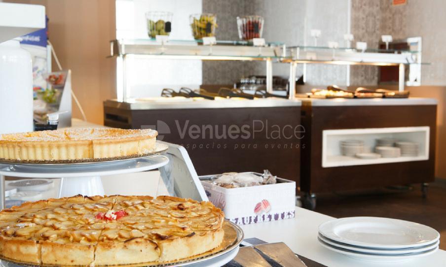 Menú 2 en EXPO HOTEL VALENCIA