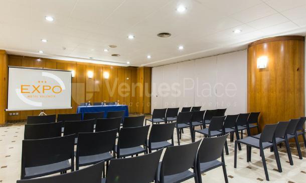 Eventos corprativos en EXPO HOTEL VALENCIA