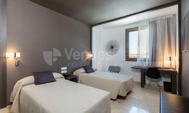Habitaciones en EXPO HOTEL VALENCIA