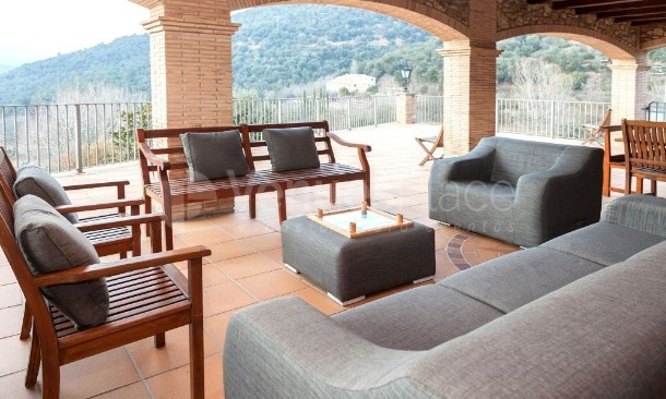 Fiesta privada en Can Xera