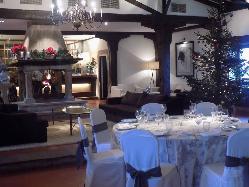 Montaje en banquete en Finca de San Juan Hostería & Catering