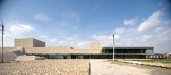 Centro de exposiciones y congresos Lienzo Norte
