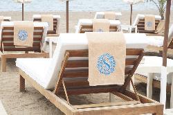 Exterior relájate en Salduna Beach