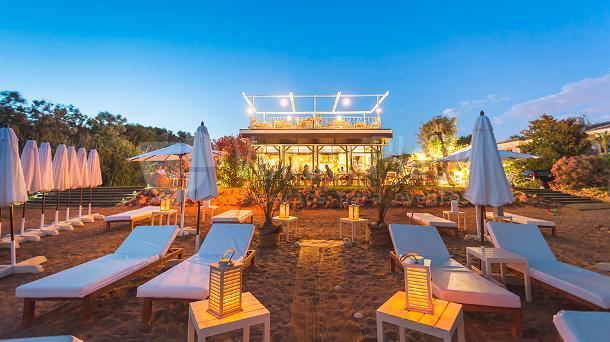 Eventos en la playa en Salduna Beach