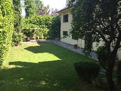 Jardín para fiestas privadas en Aravaca en Madrid
