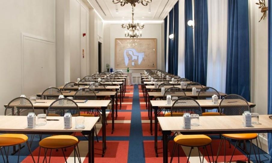 Sala reuniones Pestana Plaza Mayor