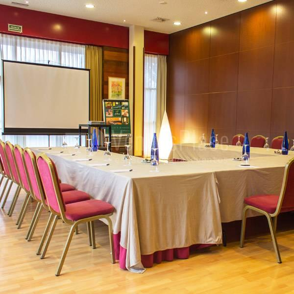 Montaje 7 en Hotel Abba Burgos