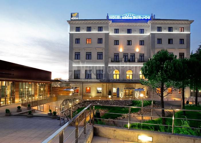Fantástico Hotel Abba Burgos eventos y convenciones en Burgos