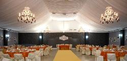 Montaje eventos en formato banquete Finca Elisa - Restaurante Bar Jamón
