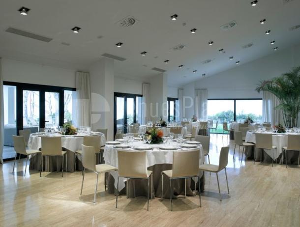 Comidas y cenas de empresa, seminarios y otros eventos en Parador de Antequera
