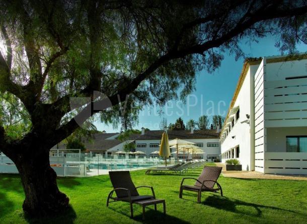 Eventos corporativos al aire libre en Parador de Antequera