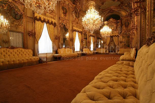 Interior 3 en Palacio de Fernán Núñez
