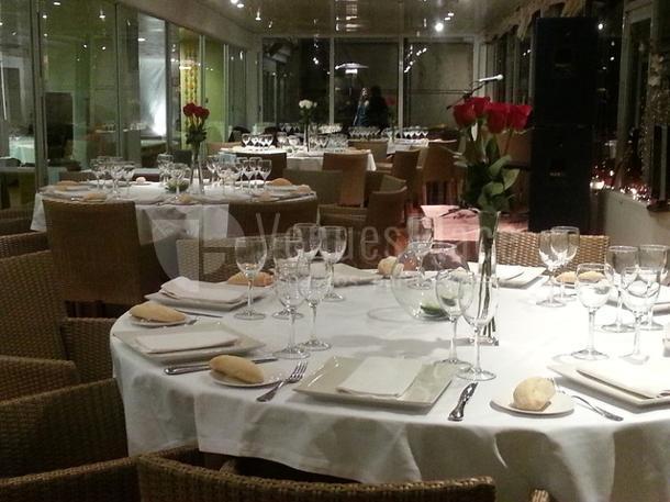 Disfruta de tu boda en un ambiente especial en Madrid en Restaurante Green House