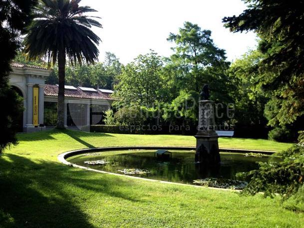 El real jard n bot nico venuesplace for Jardin botanico el ejido