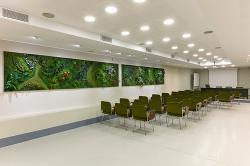 SAla de Seminarios de REal Jardín Botánico