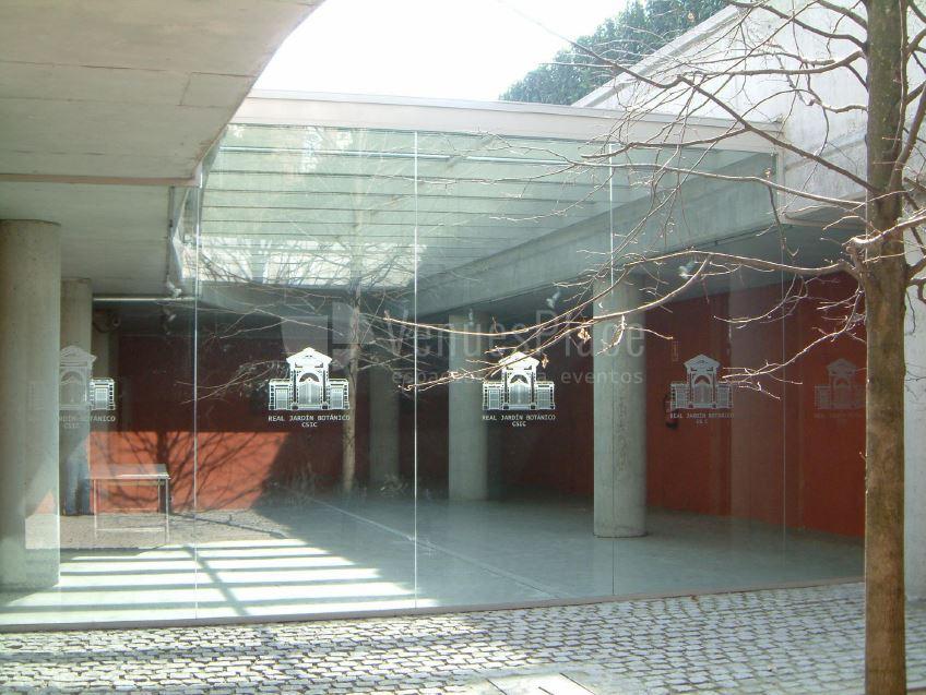 El real jard n bot nico eventos y celebraciones venuesplace for Centro de eventos jardin botanico