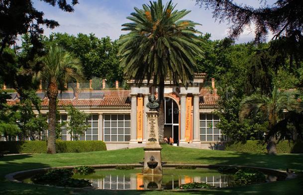 El real jard n bot nico eventos y celebraciones venuesplace for Jardin botanico el ejido